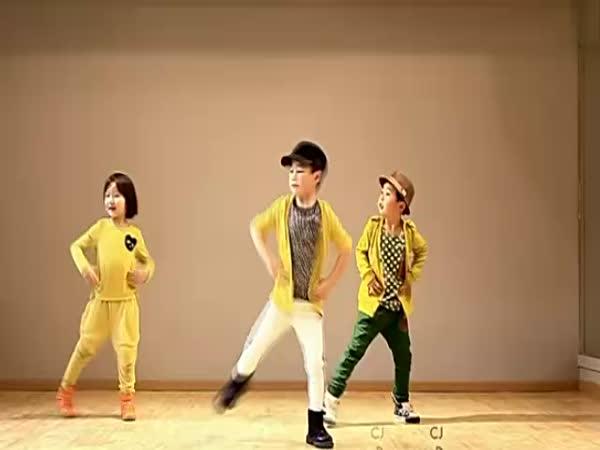 少儿舞蹈-江南Style